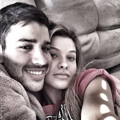 Andressa Suita posta foto abraçadinha com Gusttavo Lima
