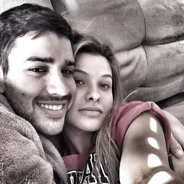 Andressa Suita posta foto abraçadinha com Gusttavo Lima - Imagem 1