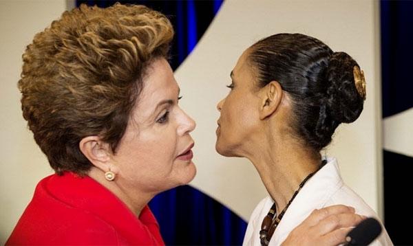 Após recuo de Marina Silva, Dilma Rousseff defende que a homofobia se torne crime - Imagem 1