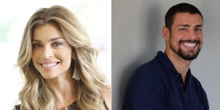 Separação de Grazi e Cauã faz um ano; relembre momentos do ex-casal
