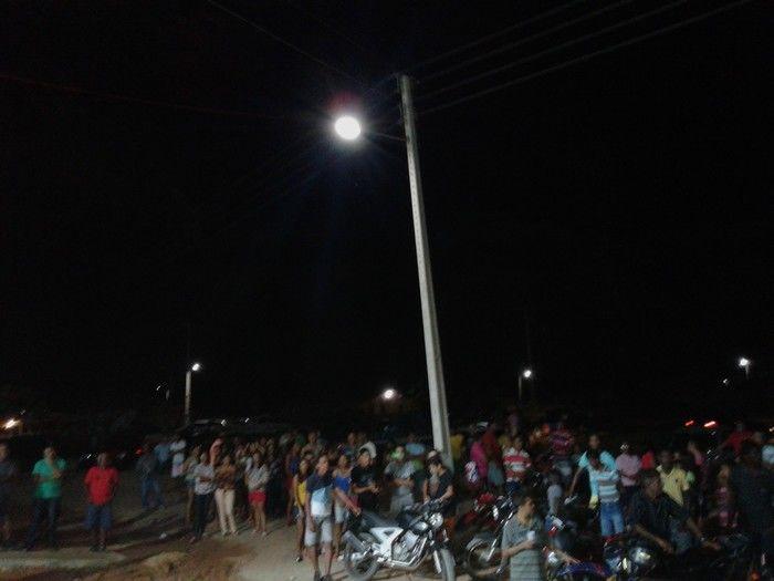 Prefeitura inaugura construção da Praça da Igreja na localidade Água Branca - Imagem 9