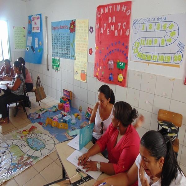 Prefeitura promoveu  o terceiro encontro do PNAIC no município