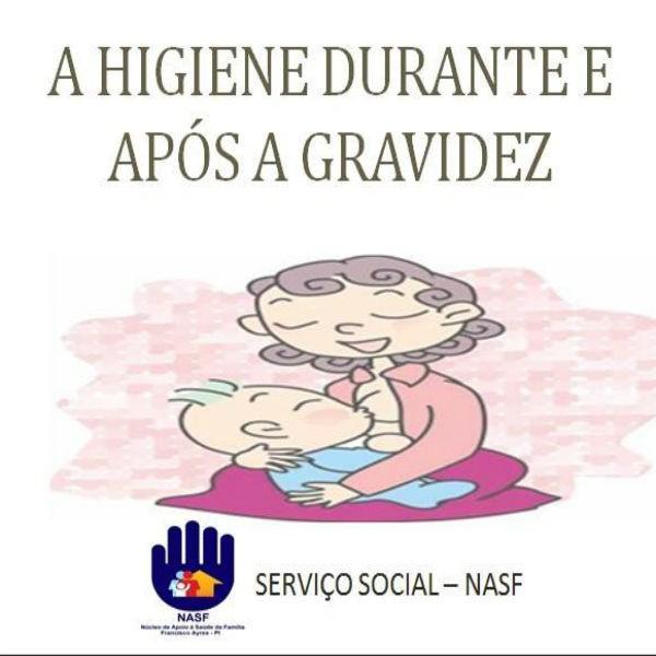 Execução do Projeto de Intervenção das estagiárias do Serviço Social do NASF.