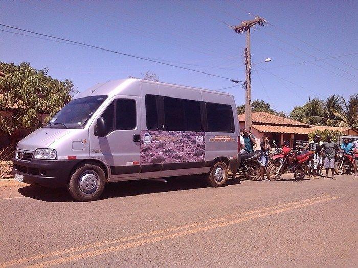 """A Secretaria Municipal de Saúde de Barra D""""Alcântara-PI comprou um veículo 0km para transportar pacientes - Imagem 6"""