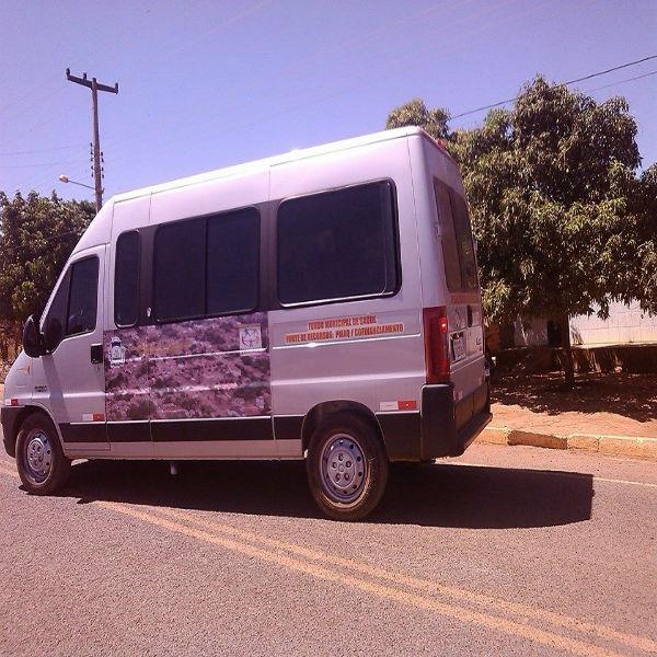 """A Secretaria Municipal de Saúde de Barra D""""Alcântara-PI comprou um veículo 0km para transportar pacientes"""