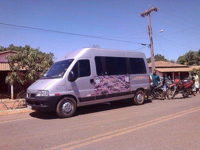 """A Secretaria Municipal de Saúde de Barra D""""Alcântara-PI comprou um veículo 0km para transportar pacientes - Imagem 4"""