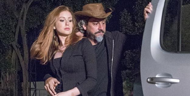 Maurílio manda capangas invadirem casa de Ísis para matar José Alfredo  - Imagem 1