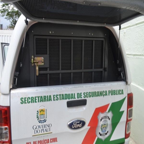Polícia faz a transferência de todos os presos da Delegacia de Campo Maior