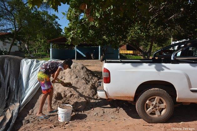 Distribuição de calcário e fertilizante aos pequenos produtores rurais tem início no Morro Redondo - Imagem 3