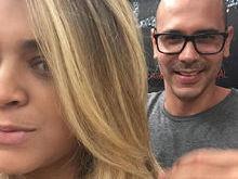 """Preta Gil surpreende ao aparecer loira: """"Beyoncé brasileira"""""""