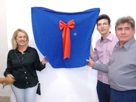 A Prefeitura de Cajueiro da Praia inaugurou de forma oficial a base do SAMU na cidade