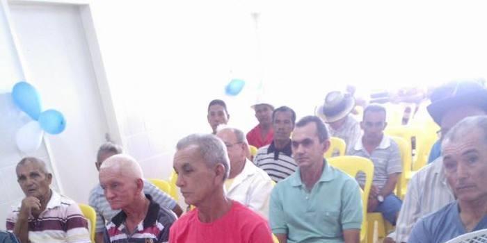 Secretaria Municipal de Saúde realiza mutirão do homem nos festejos do Buriti do Castelo