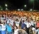 Dia do Evangélico: I Marcha para Jesus reúne multidão na Praça José Dário dos Santos