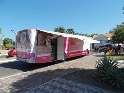 Outubro Rosa leva mamografia gratuita para mulheres em Batalha