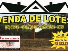 Aproveite e compre seu lote de terra na BR 404 com 20m por 103m