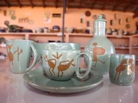 Cerâmica da Serra da Capivara é destaque nacional