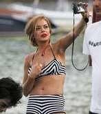 Lindsay Lohan diz que pode se candidatar à presidência dos EUA