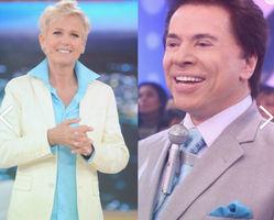 Silvio Santos diz que Xuxa parece um
