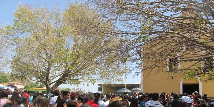 Festejos de São Francisco Milhares de Fiéis particparam da Festa