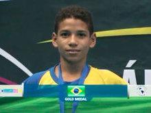 Campeão Pan-americano Tiago Mozer busca apoio para competição nacional