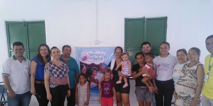 Secretaria Municipal de Saúde de São Félix realiza palestras em prol da II Semana do Bebê
