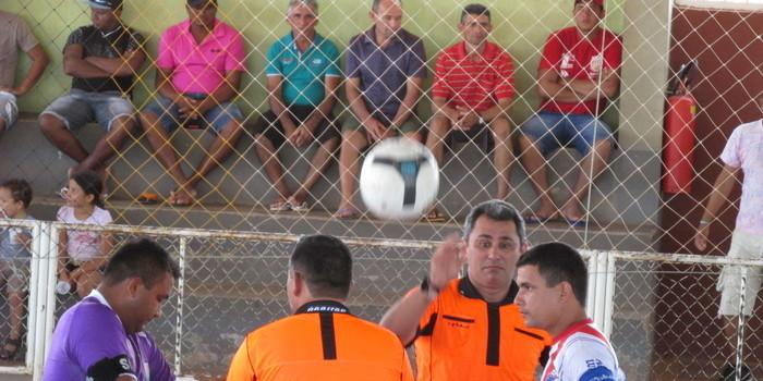 Barras Estréia bem na Copa dos Cocais