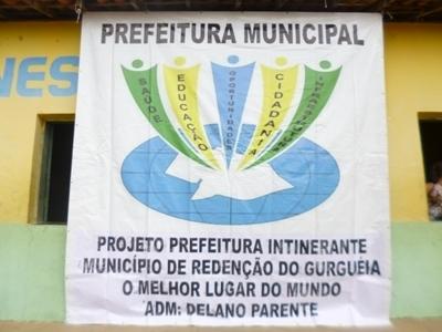 """Prefeitura Municipal realiza 3ª edição da """"Prefeitura Itinerante"""", desta vez na comunidade Brejão dos Aipins"""