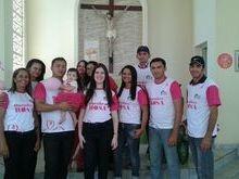 """Secretaria de Saúde de Floresta do Piauí comemora """"Outubro Rosa"""""""