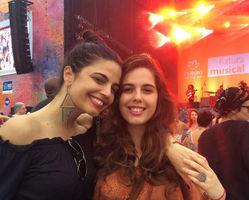 """""""Parecem irmãs"""" comentam seguidores em foto de Emanuelle Araújo"""