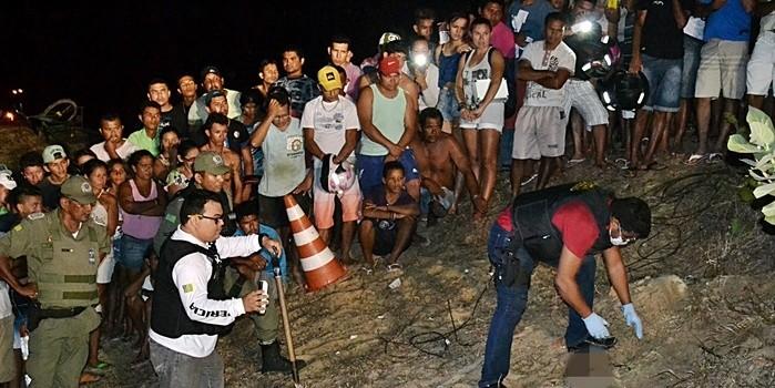 Criança encontra corpo enterrado em morro no litoral do Piauí