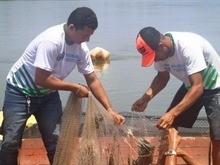 Curso de piscicultura têm aulas práticas em Porto Piauí