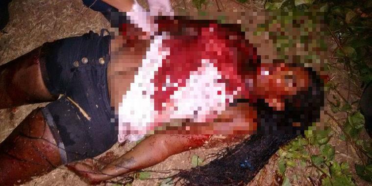 Mulher é morta com 16 facadas e tem braços decepados no Piauí