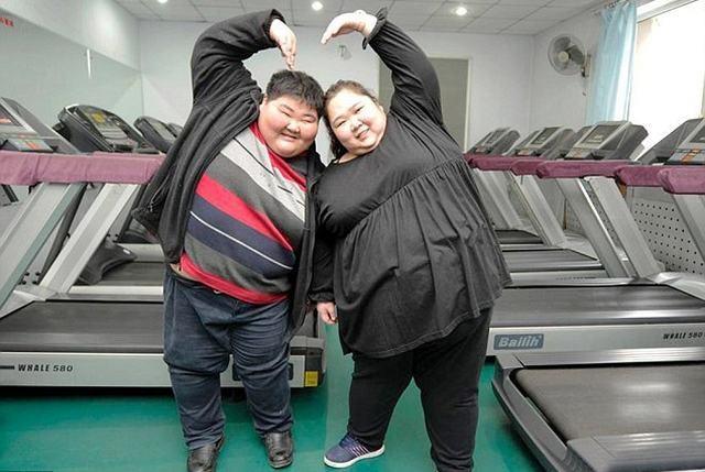 Chineses se casaram em 2010 (Crédito: Divulgação)