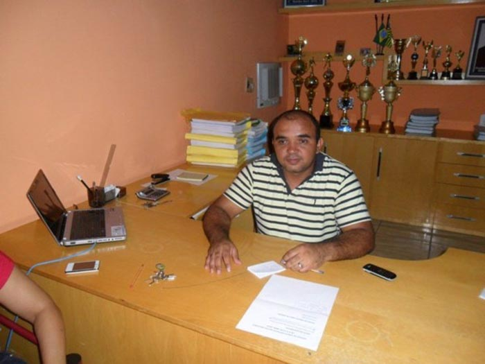 Prefeito Manuel Dedé