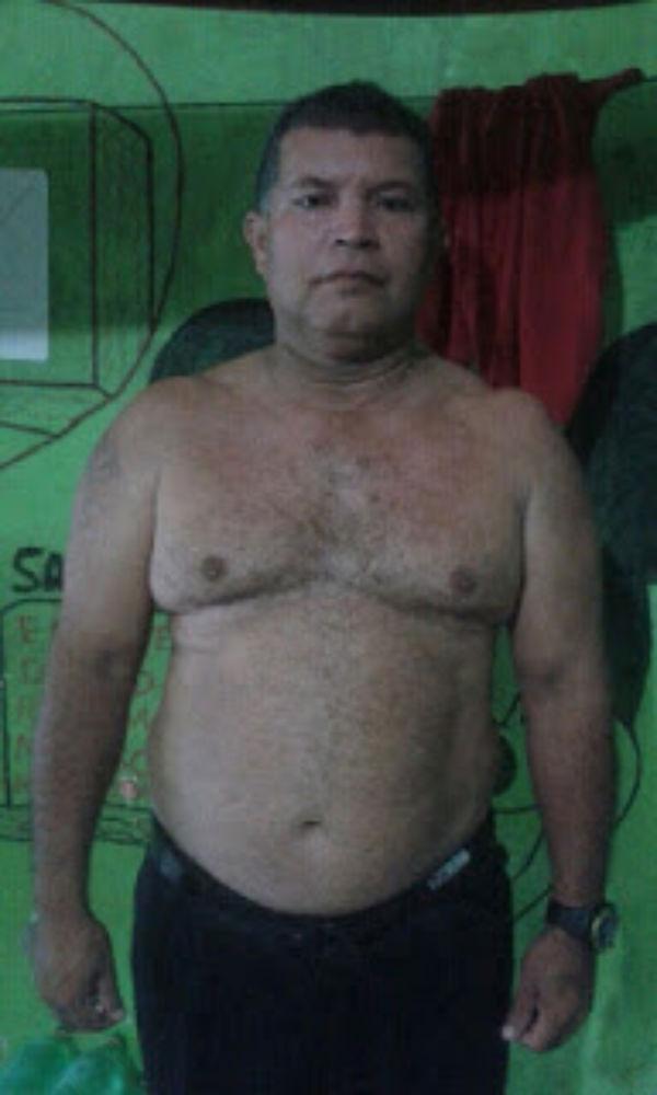 O acusado Gedierson Silva de Melo