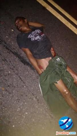 Homem morto em acidente em Batalha (Crédito: Reprodução)