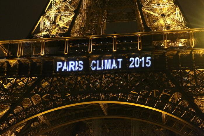 COP21 (Crédito: Reprodução)