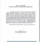 Edital nº 001/2015-Convocação de 1ª chamada para nomeação-Concurso Público