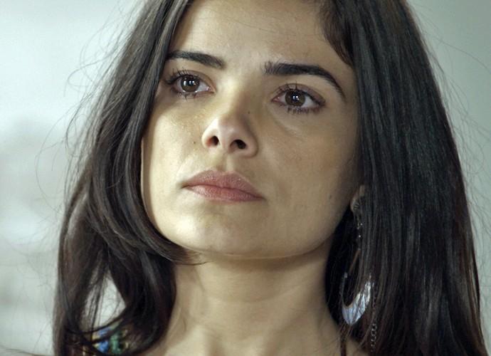 Tóia confronta Atena (Crédito: Reprodução/TV Globo)