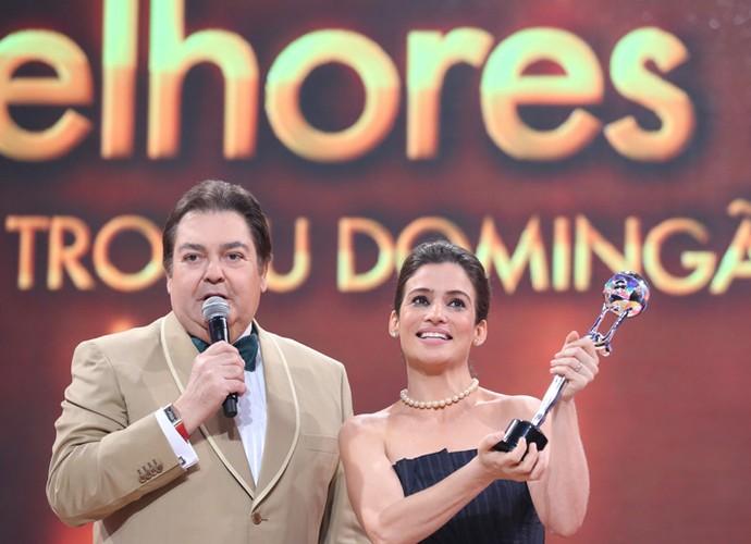 Renata Vasconcellos (Crédito: Ellen Soares/Gshow)