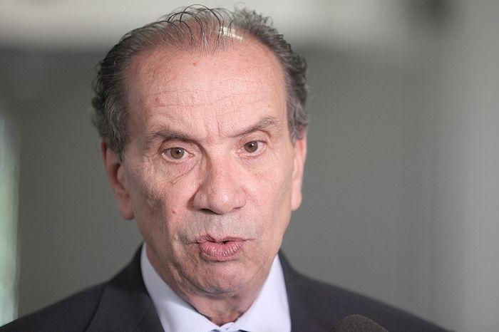 Senador Aloysio Nunes  (Crédito: Divulgação/PSDB)