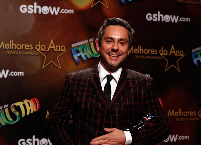 Alexandre Nero (Crédito: Ellen Soares/Gshow)