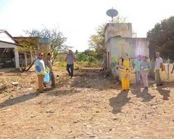 Município realiza operação contra o Aedes Aegypti na cidade e zona rural