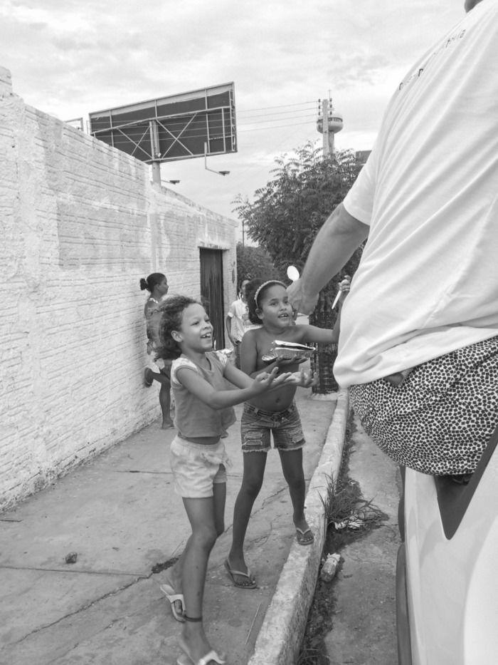 Boa ação nas ruas de Teresina (Crédito: Reprodução)