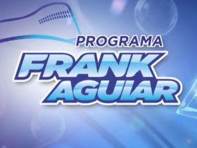 Programa Frank Aguiar realiza o sonho do Hildebrando no quadro fábrica de sonhos