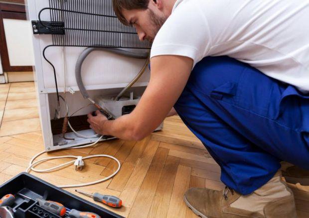 Calor da geladeira usado para aquecer água (Crédito:  iStock)