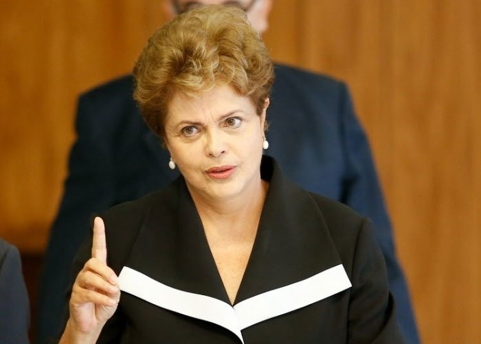 Dilma Rousseff (Crédito: Dilvugação)