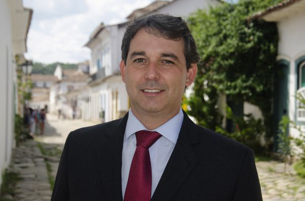 Carlos José Gama Miranda/Prefeito Paraty (Crédito: Reprodução)