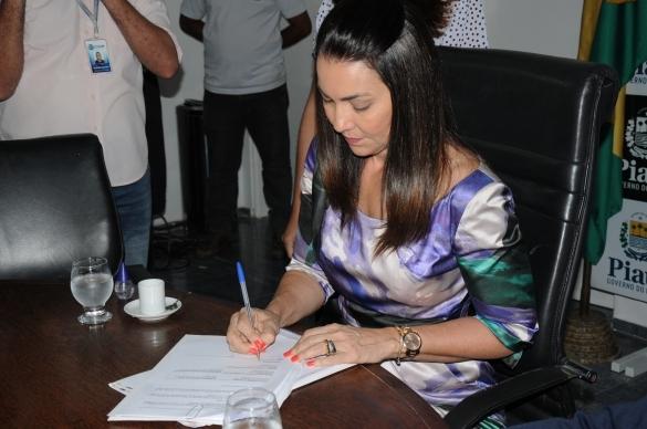 Vice-governadora Margarete Coelho