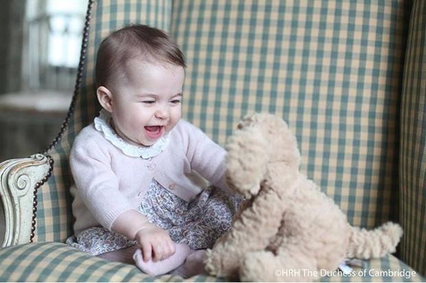 Princess Charlotte (Crédito: Reprodução/Instagram)